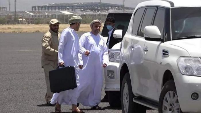 وفد عمان يغادر صنعاء بعد اجتماعات مع الحوثيين.. ما نتائج الجولة؟
