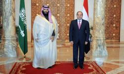 السيسي وبن سلمان يُجريان مباحثات بشرم الشيخ (صور)
