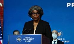 المندوبة الأمريكية لدى الأمم المتحدة تشيد بفوز الإمارات بعضوية مجلس الأمن
