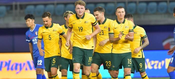أستراليا تفوز على نيبال بثلاثية وتبلغ نهائيات أمم آسيا