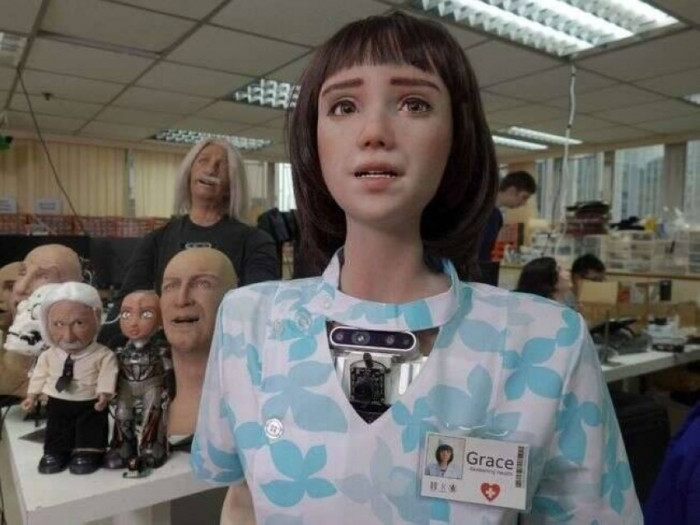 هانسون روبوتيكس تطلق النموذج الأولي من روبوت الرعاية الصحية