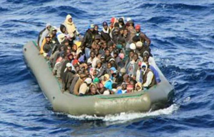 السواحل الليبية توقف 439 مهاجرًا غير شرعي