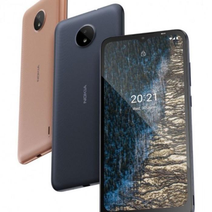 نوكيا تطرح رسميًا Nokia C20 Plus