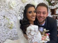بالصور.. محمد على رزق يحتفل بزفافه