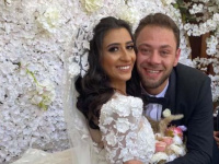 أول فيديو من حفل زفاف محمد علي رزق