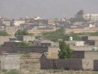 مليشيا الحوثي تقصف حيس بالمدفعية الثقيلة