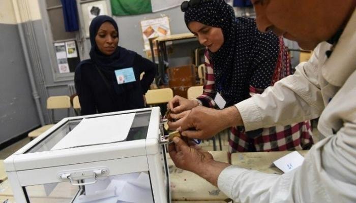 إغلاق صناديق اقتراع الانتخابات التشريعية بالجزائر