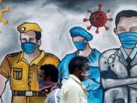إصابات كورونا الجديدة في الهند تتخطى الـ80 ألف إصابة