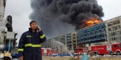 مصرع وإصابة 48 شخصا إثر انفجار خط غاز في الصين