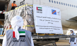 الإمارات تغيث الكونغو بطائرة مساعدات عاجلة