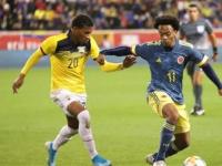 كولومبيا تفوز بصعوبة على الإكوادور في كوبا أمريكا