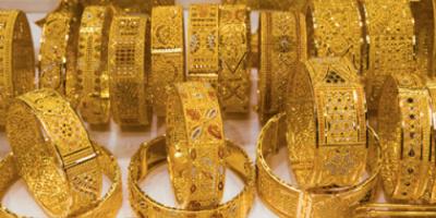 أسعار الذهب اليوم الإثنين في الأسواق اليمنية