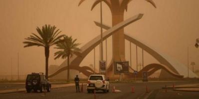 نشاط للرياح المثيرة للأتربة.. حالة طقس الإثنين بالسعودية
