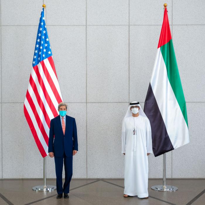 مبعوث أمريكي: الإمارات مرشح قوي لاستضافة مؤتمر COP28 في أبوظبي