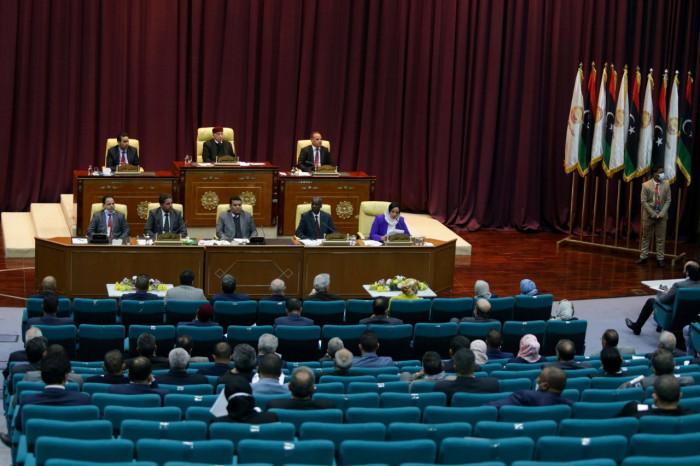 بسبب مشادة كلامية.. تعليق جلسة مجلس النواب الليبي