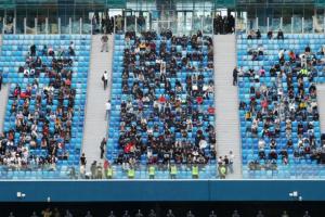 سان بطرسبرج تشهد قيودا جديدة خلال استضافة يورو 2020