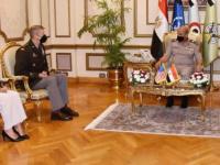 مصر وأمريكا توقعان اتفاق شراكة لتعزيز التعاون العسكري