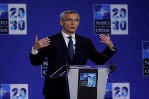 الناتو: على إيران وقف جميع أنشطتها المتعلقة بالصواريخ البالستية
