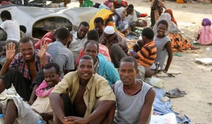 رأس العارة.. خطر أمني يهدد الجنوب بسبب المهاجرين الأفارقة