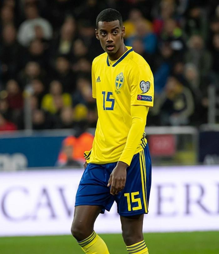 إيزاك يقود السويد أمام إسبانيا في يورو 2020