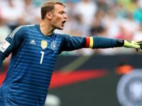نوير يعرب عن تفاؤله بمواجهة فرنسا في يورو 2020