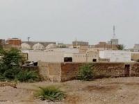 26 قذيفة حوثية تسقط على شمال وجنوب حيس