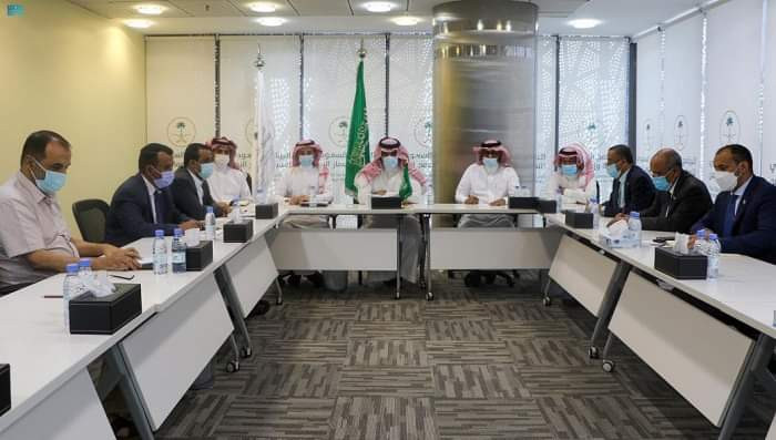اجتماع الانتقالي والوفد السعودي.. إنعاش جديد لاتفاق الرياض