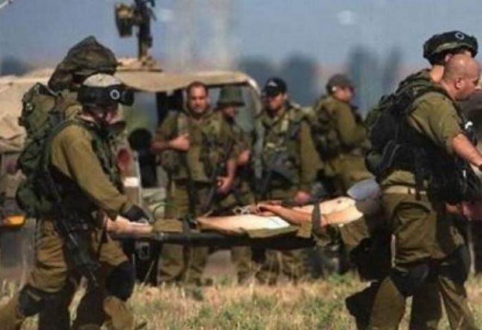 إصابة ضابط إسرائيلي في عملية أمنية على حدود الأردن