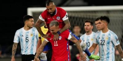 كوبا أمريكا.. الأرجنتين تسقط في فخ التعادل أمام تشيلي