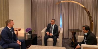 الخُبجي لدبلوماسي أمريكي: تقرير المصير حق مشروع للجنوب