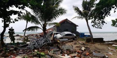 زلزال بقوة 6.1 درجة يضرب إندونيسيا