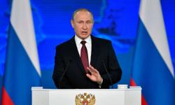 خلال مؤتمر صحفي.. بوتين يكشف عن تفاصيل قمته مع بايدن