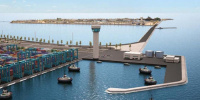 موانئ الكويت توقف حركة الملاحة البحرية بسبب الطقس