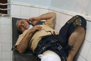 اعتداء على ناشط مناهض لفساد الإخوان في تعز