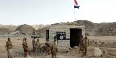 الشعيبي: أعلام تنظيم القاعدة الإرهابي تعلو نقاط الإخوان بشبوة