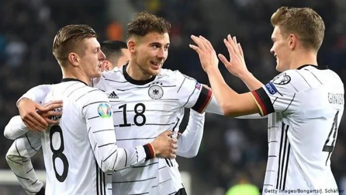 ألمانيا تكشف عن تشكيلها لمواجهة البرتغال في يورو 2020