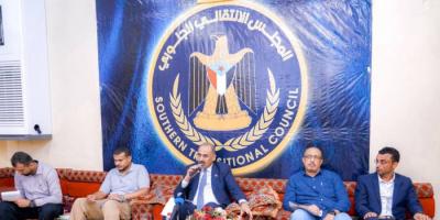 الرئيس الزُبيدي: الجاليات الجنوبية من ركائز نضالنا