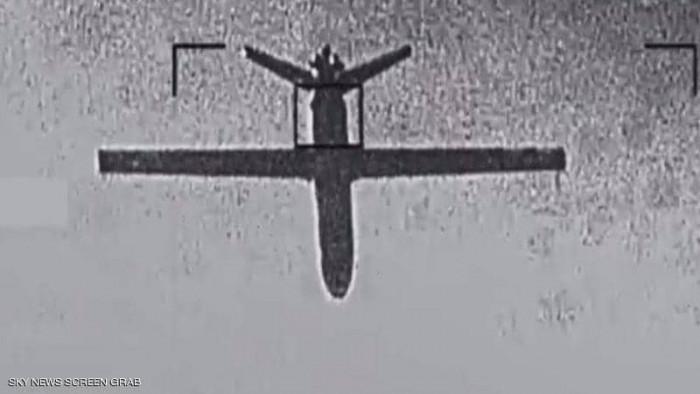 بإجمالي 11 مُسيرة.. التحالف يعلن إسقاط طائرة بدون طيار حوثية