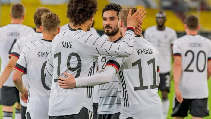 ألمانيا تكستح البرتغال برباعية في يورو 2020