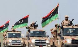 الجيش الوطني الليبي يُعلن الحدود مع الجزائر منطقة عسكرية مغلقة