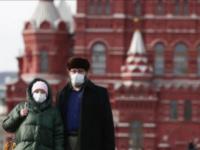 17611 إصابة جديدة بكورونا و450 وفاة في روسيا