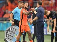 مدرب هولندا يراهن على نجم برشلونة الجديد
