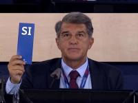 إدارة برشلونة توافق على قرض بنصف مليار يورو