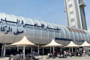 مطار القاهرة الدولي يستقبل 3687 سائحًا روسيًا