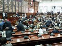 السلاح والبلطجة.. أغلبية في برلمان الحوثي