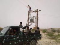 سلطة شبوة تُعاقب المواطنين بقطع الكهرباء