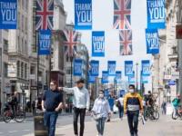 بريطانيا: 6 وفيات و9284 إصابة جديدة بكورونا