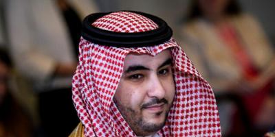 """خالد بن سلمان يُشيد بدعم ولي العهد السعودي لمنسوبي """"الدفاع"""""""