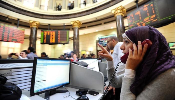 ارتفاع جماعي في البورصة المصرية عند الإغلاق اليوم