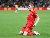 تشكيل مباراة بلجيكا وفنلندا
